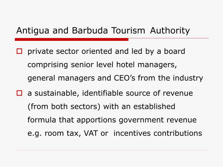 Antigua and Barbuda Tourism Authority