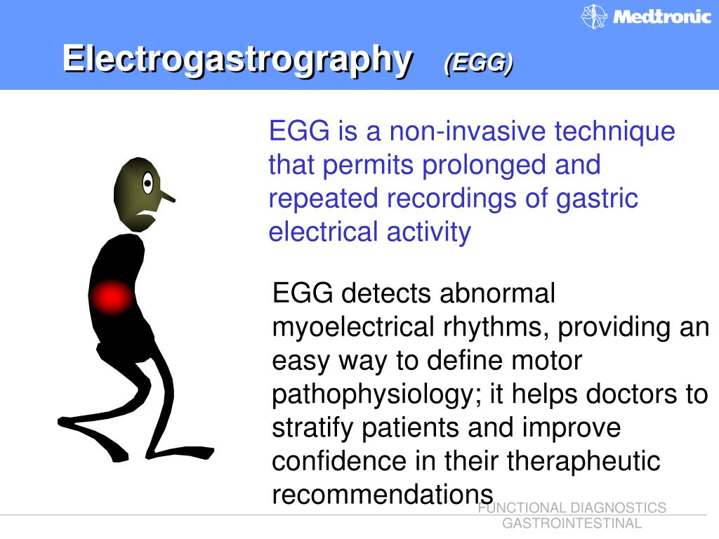 Electrogastrography
