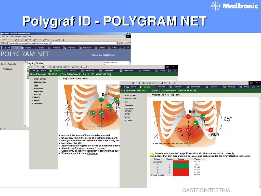 Polygraf ID - POLYGRAM NET