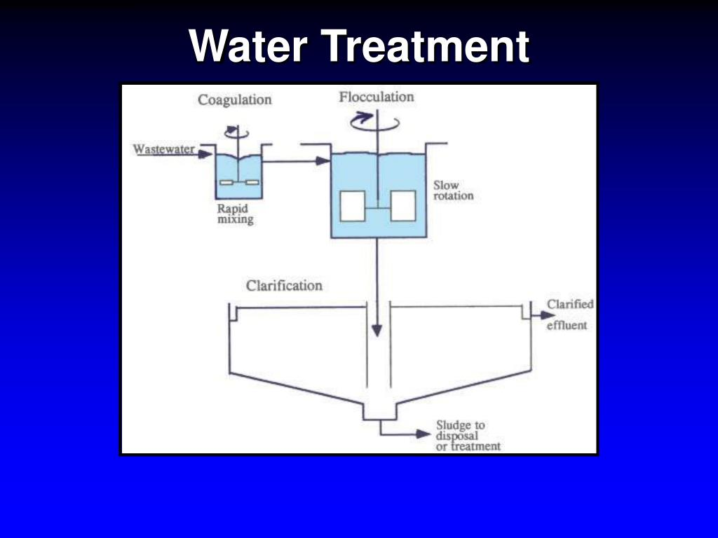 sedimentation process in water treatment plant pdf