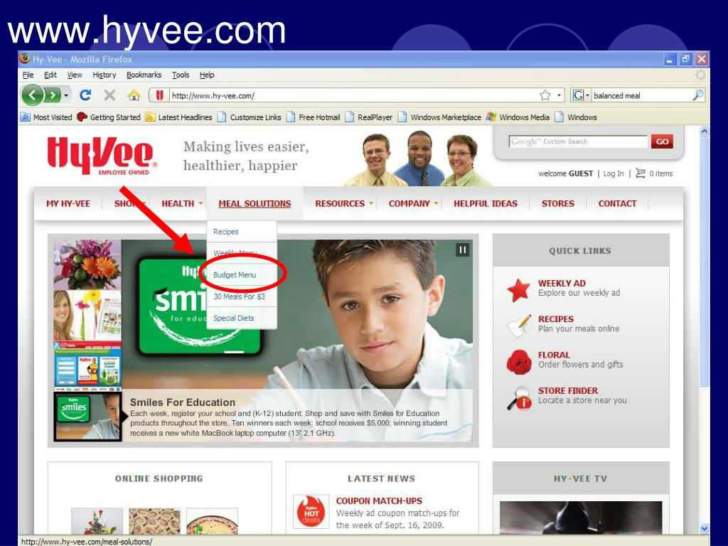 www.hyvee.com