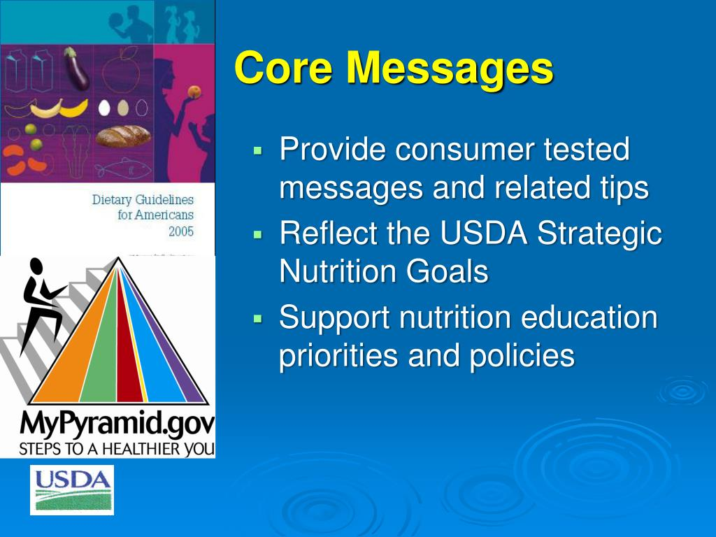 Core Messages