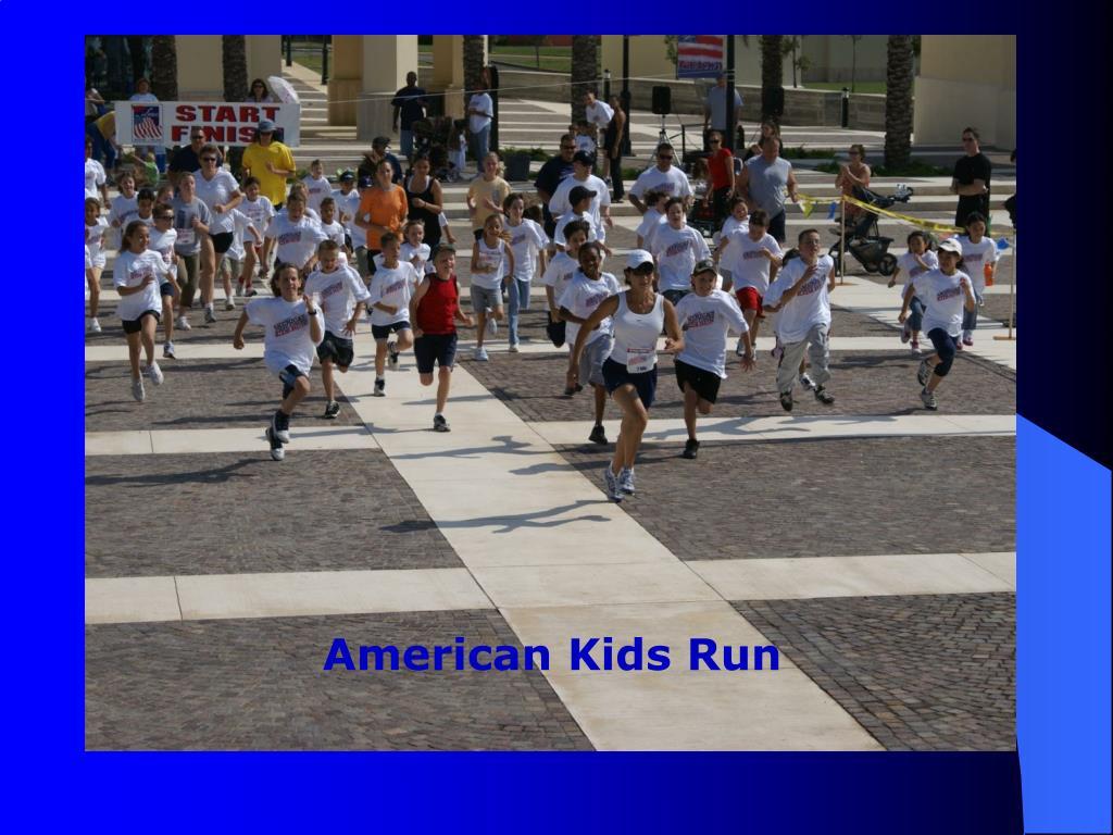 American Kids Run