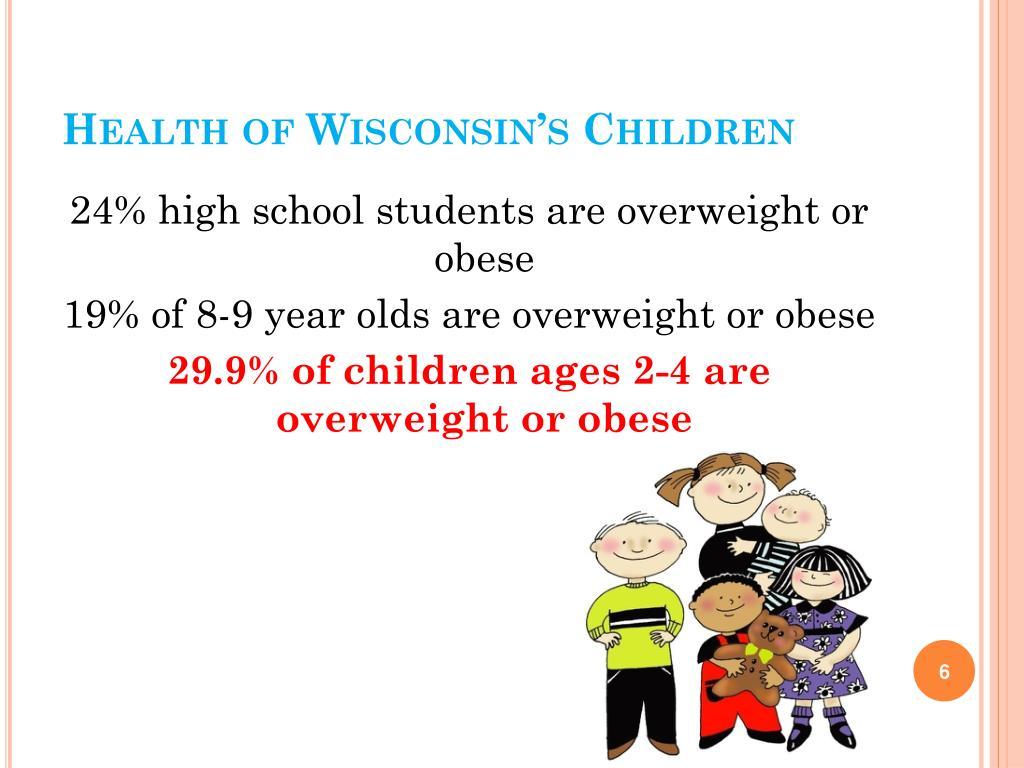 Health of Wisconsin's Children