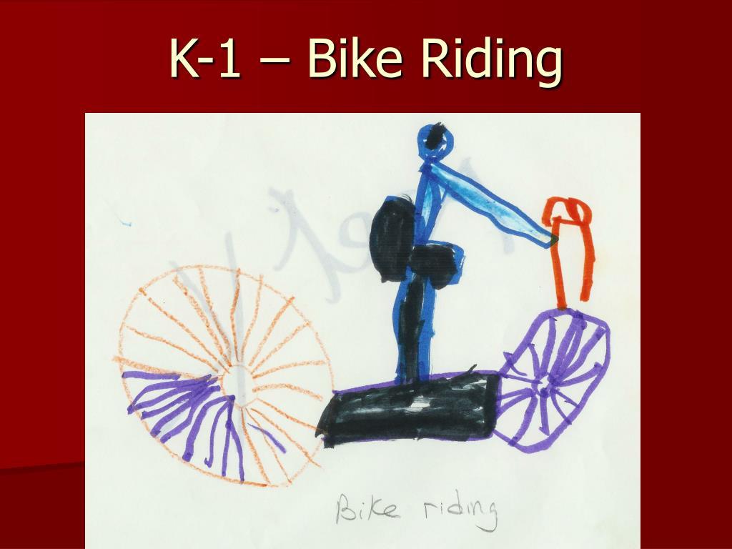 K-1 – Bike Riding
