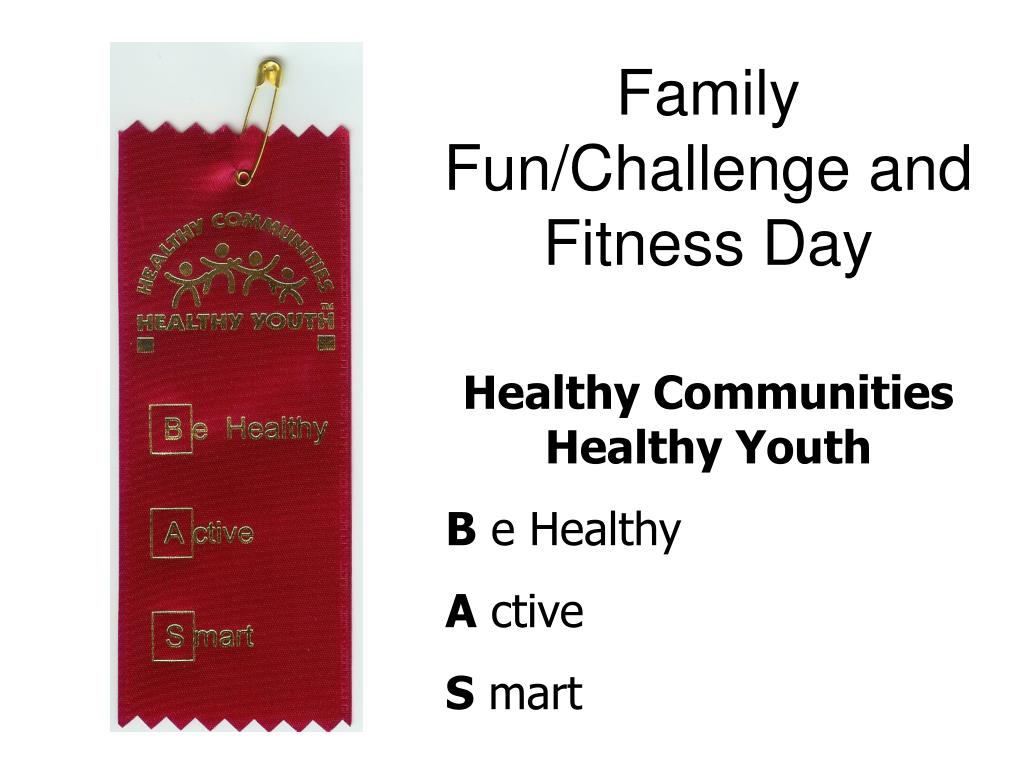 Family Fun/Challenge and Fitness Day