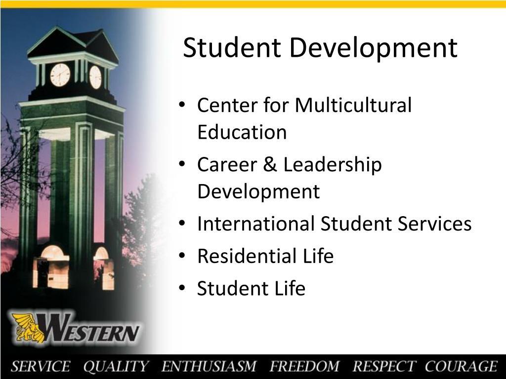 Student Development