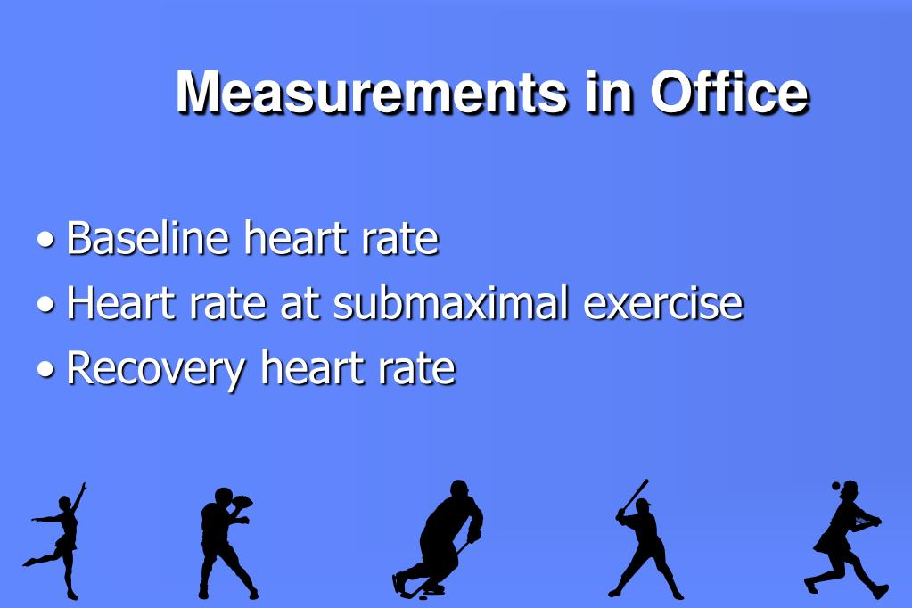 Measurements in Office