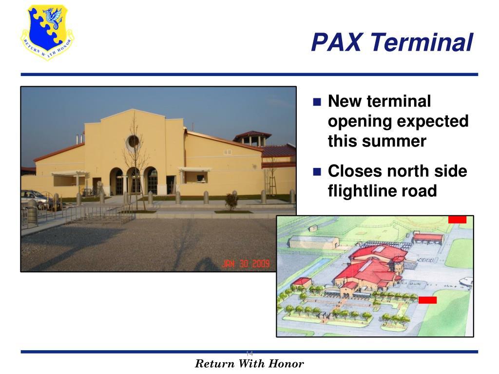 PAX Terminal