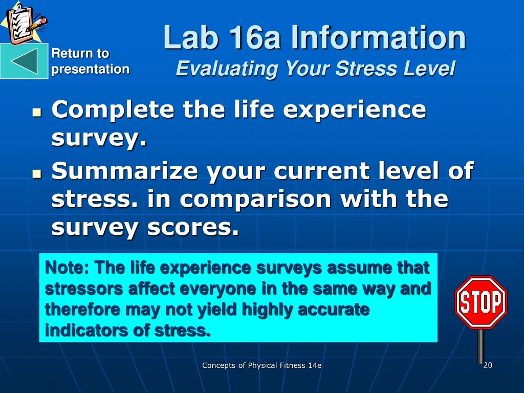 Lab 16a Information