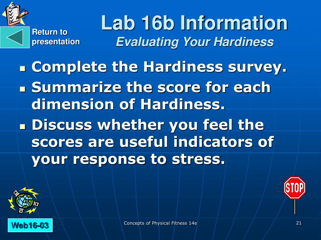 Lab 16b Information