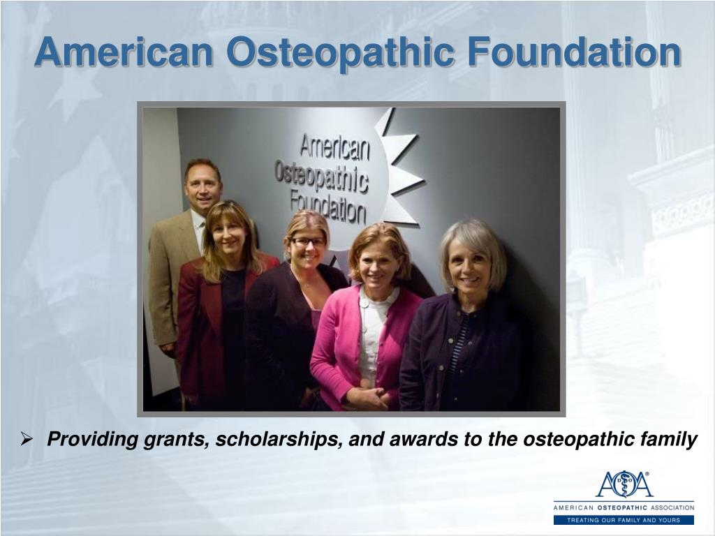 American Osteopathic Foundation