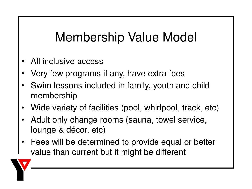 Membership Value Model