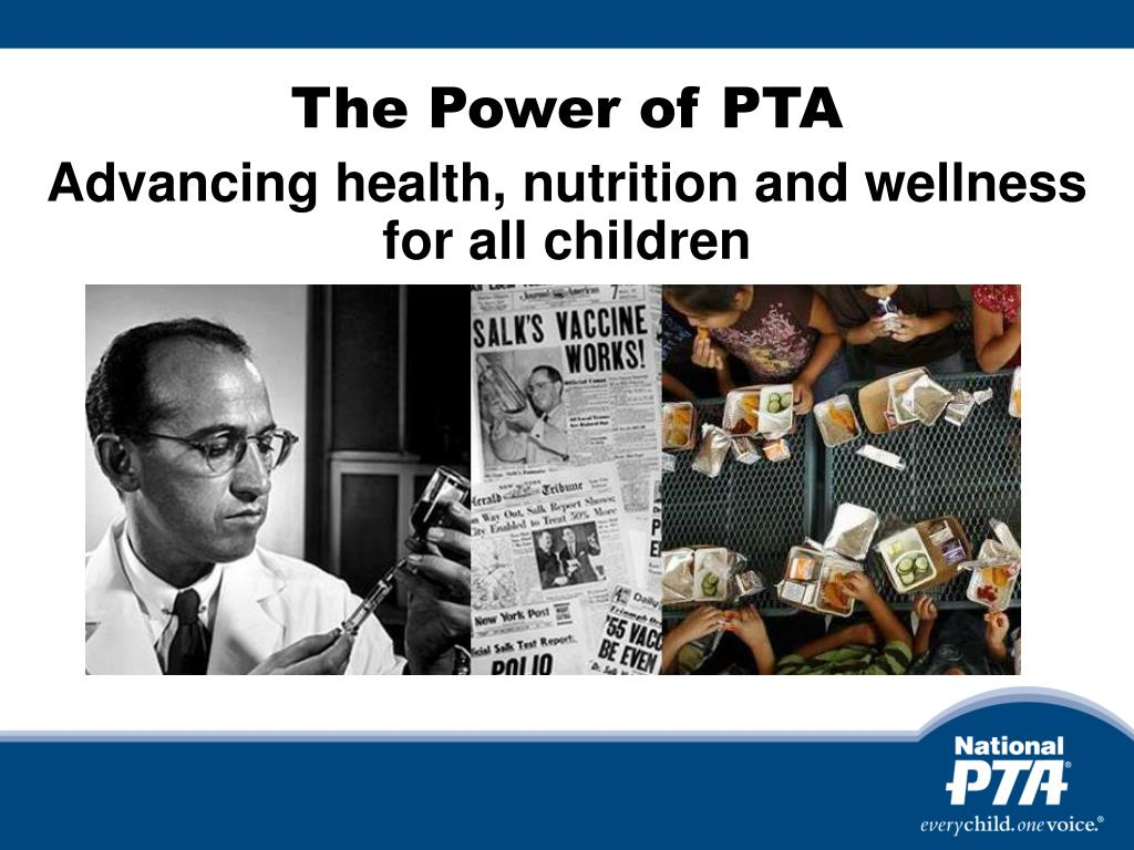 The Power of PTA