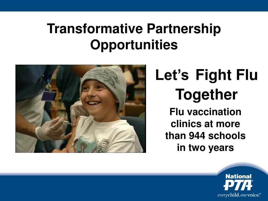 Transformative Partnership Opportunities
