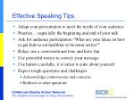 effective speaking tips