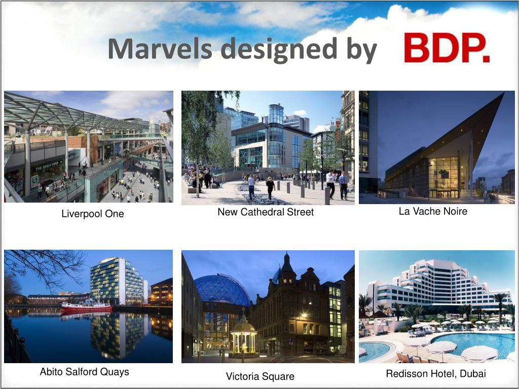 Marvels designed by