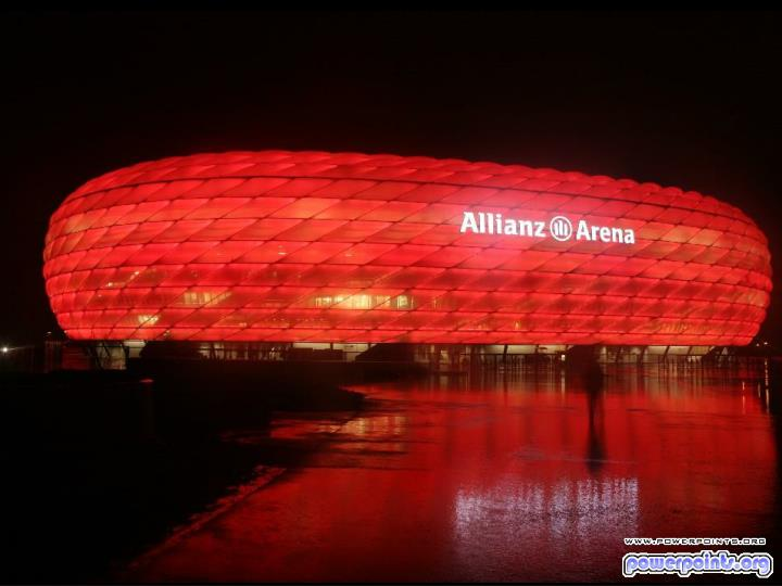 Descarga presentacion ppt estadio allianz arena