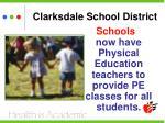 clarksdale school district