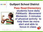 gulfport school district