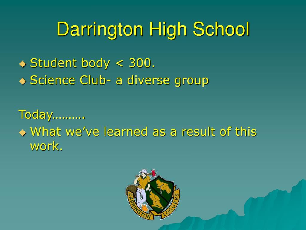 Darrington High School