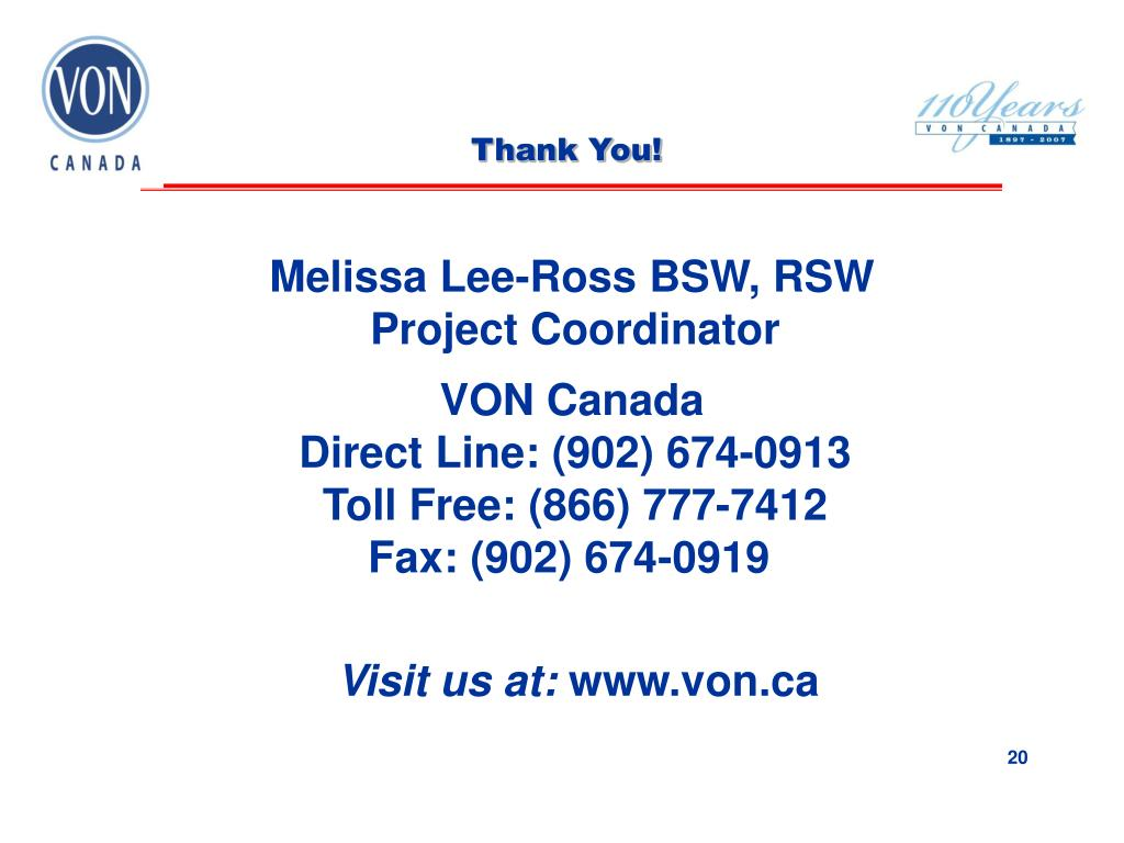 Melissa Lee-Ross BSW, RSW