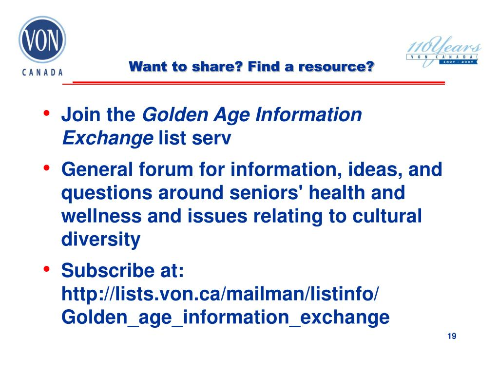 Want to share? Find a resource?