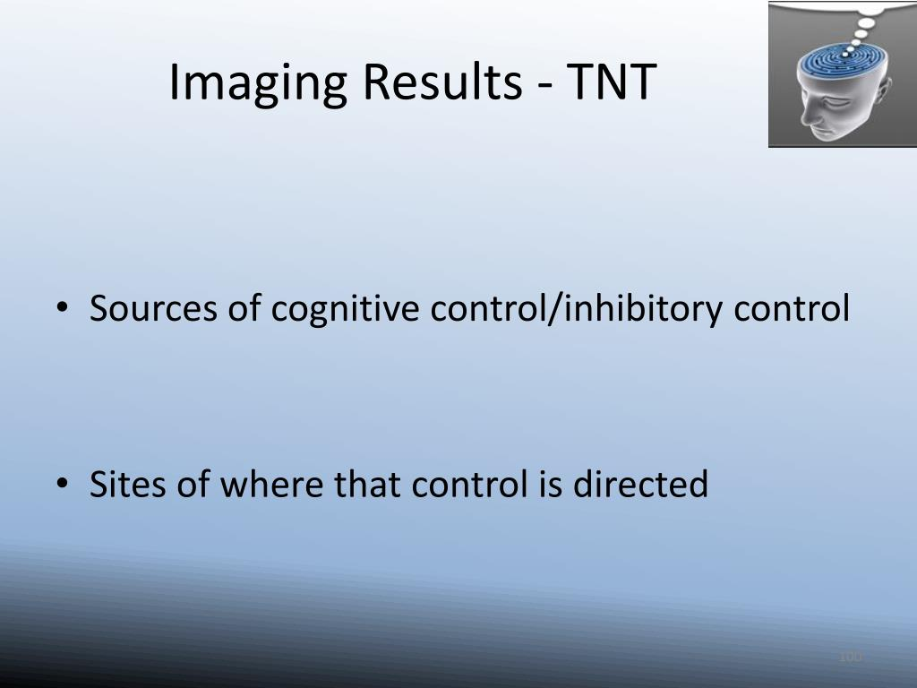 Imaging Results - TNT