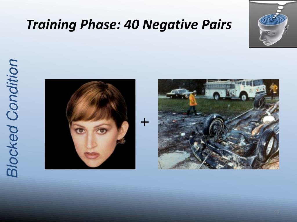 Training Phase: 40 Negative Pairs