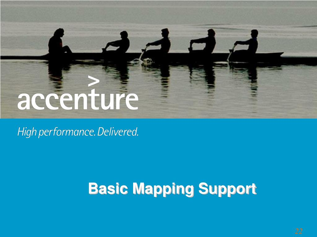 Basic Mapping Support