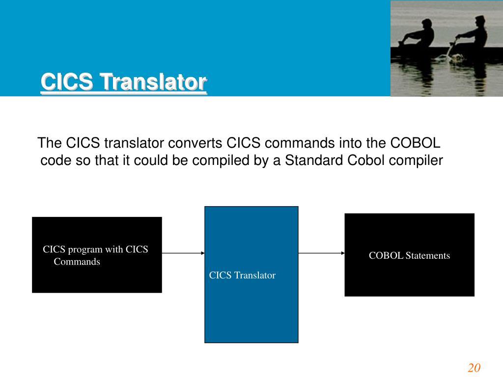 CICS Translator