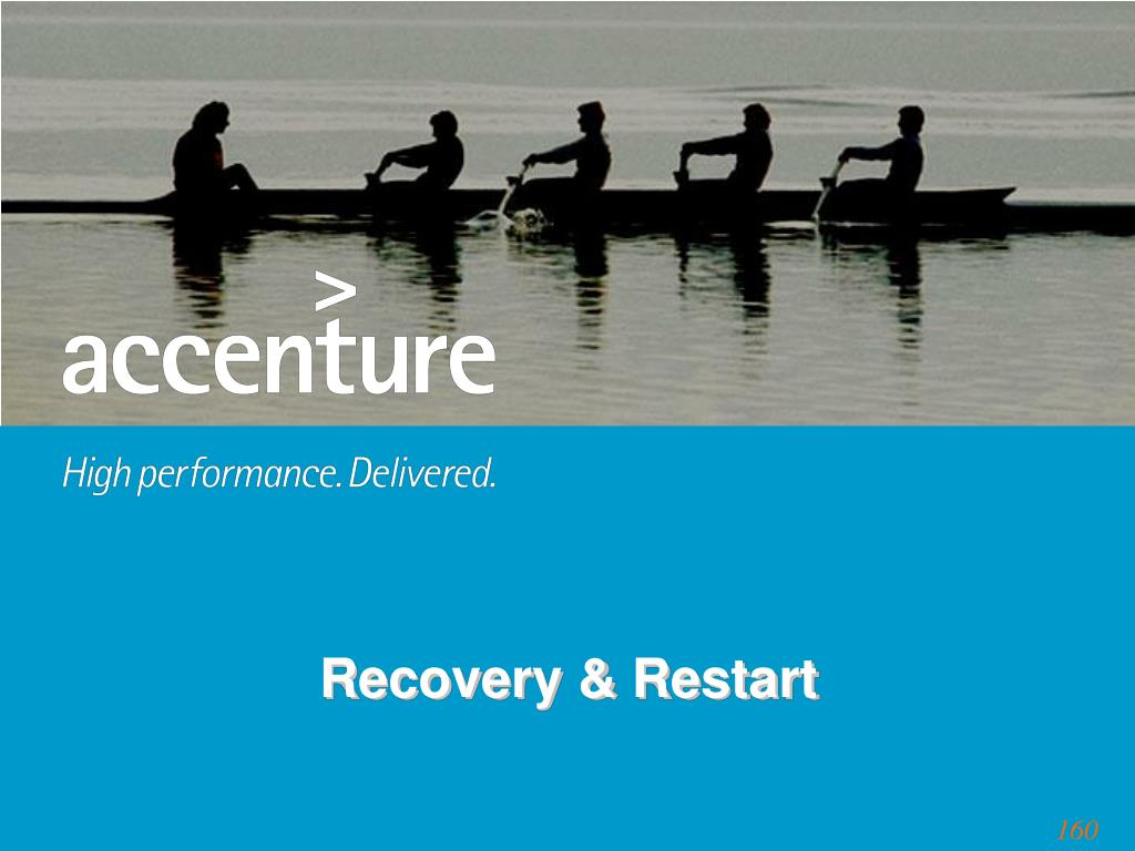 Recovery & Restart