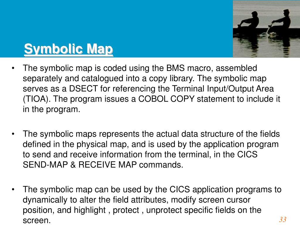 Symbolic Map