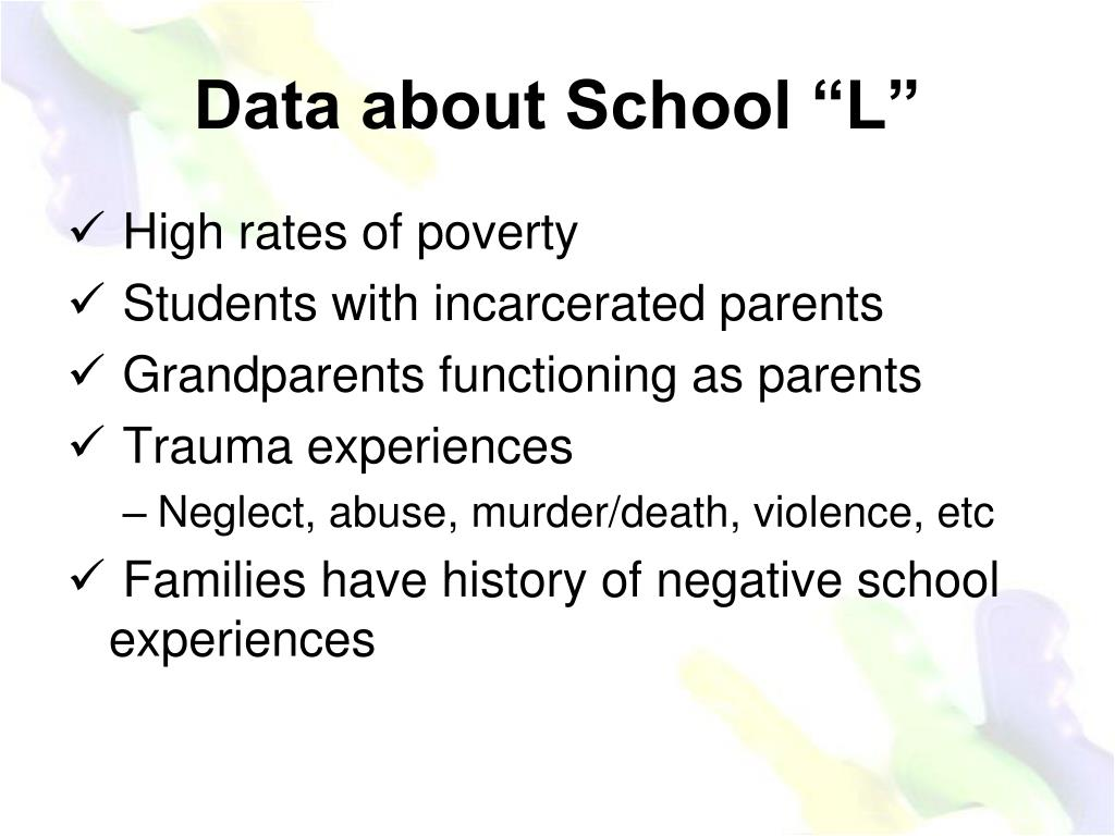 """Data about School """"L"""""""