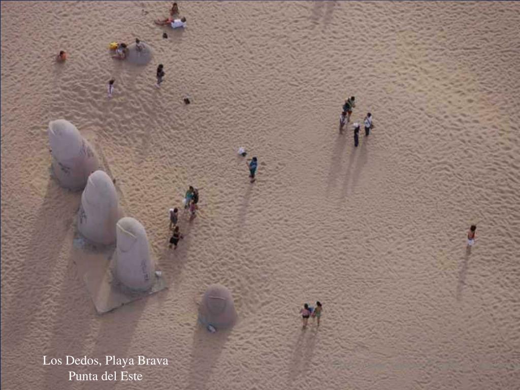 Los Dedos, Playa Brava