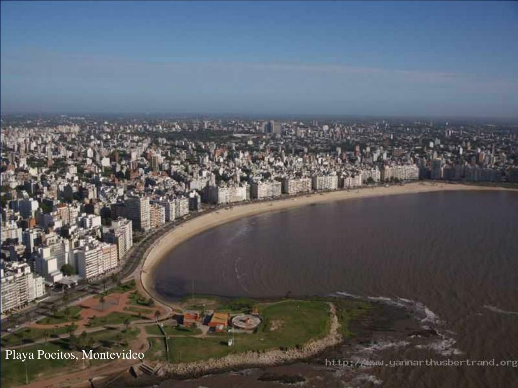 Playa Pocitos, Montevideo
