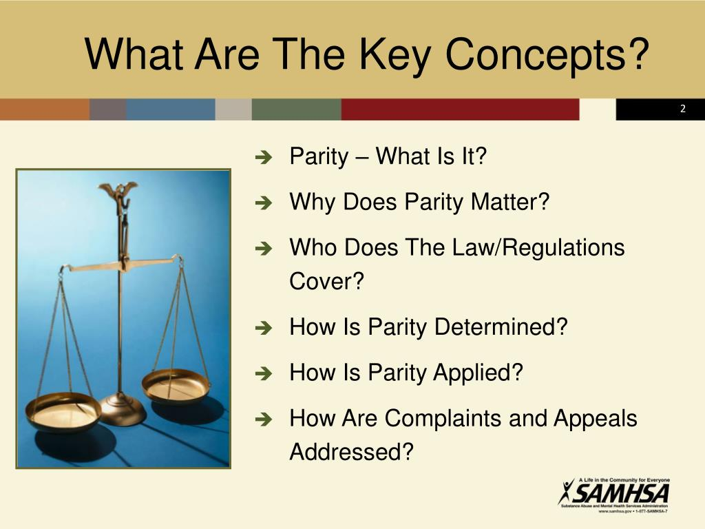 What Are The Key Concepts?