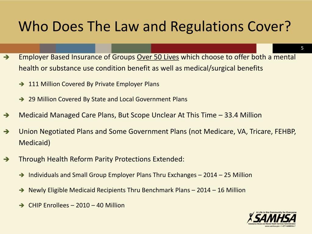 Employer Based Insurance of Groups