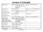 section 12 schedule16