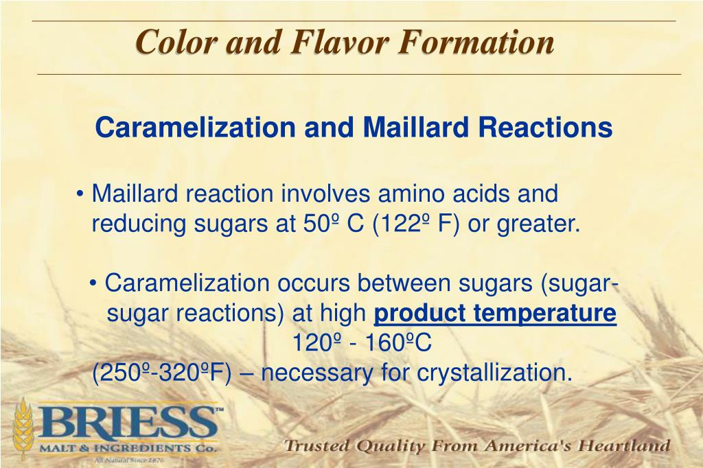 Color and Flavor Formation
