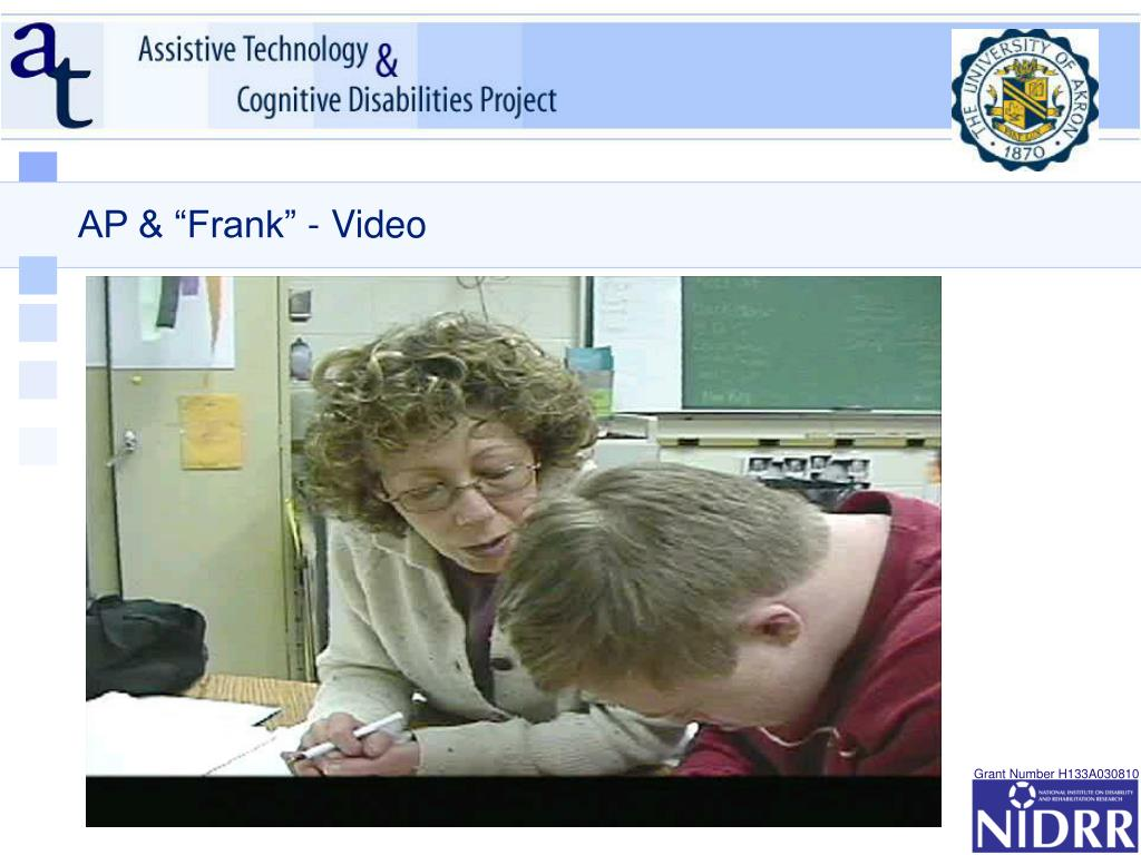 "AP & ""Frank"" - Video"