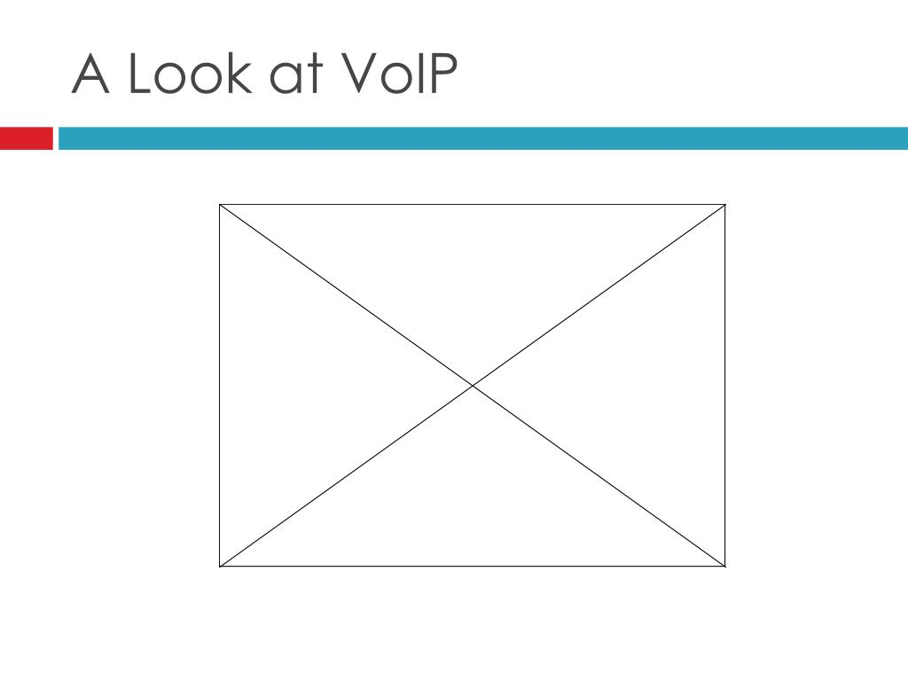 A Look at VoIP