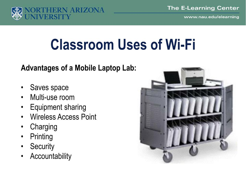 Classroom Uses of Wi-Fi