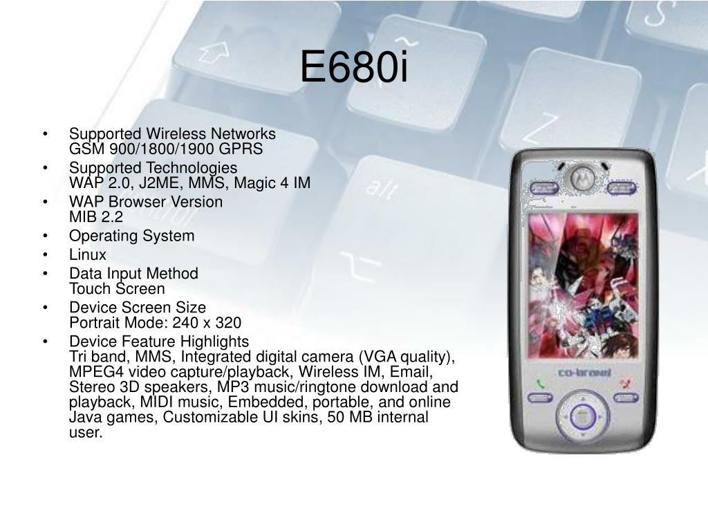E680i
