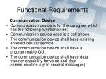 functional requirements8