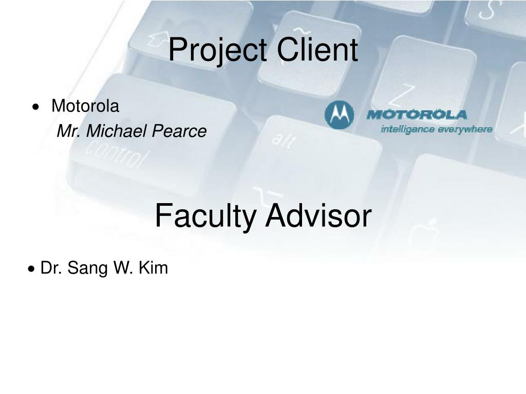 Project Client
