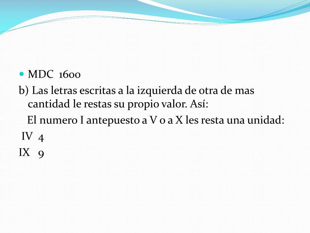 MDC  1600