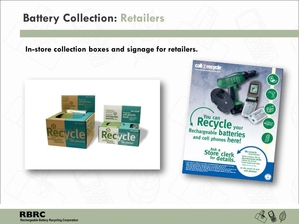 Battery Collection: