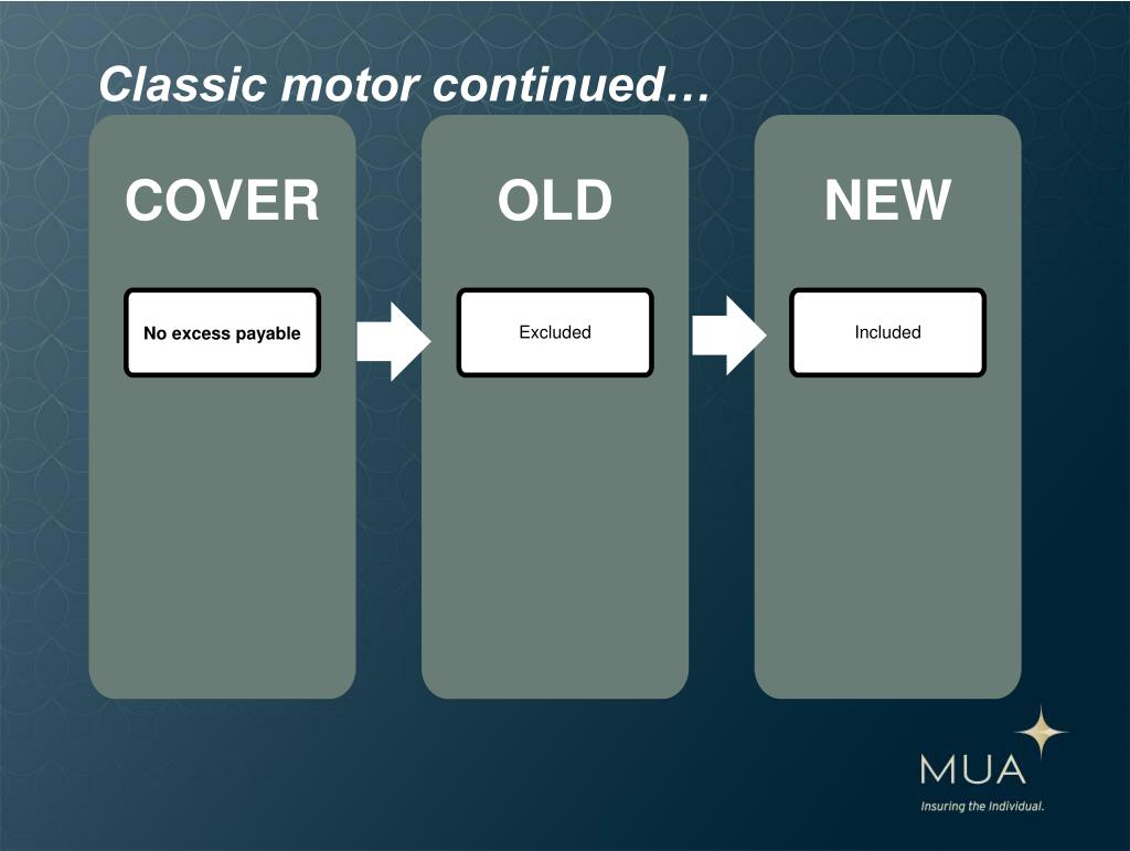 Classic motor continued…