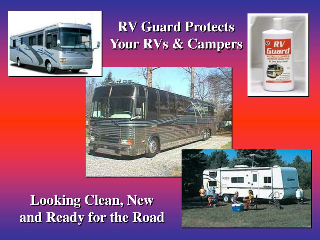 RV Guard Protects Your RVs & Campers